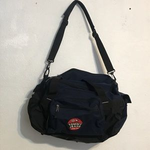 Tommy Jeans  Hilfiger Duffle Bag Never used